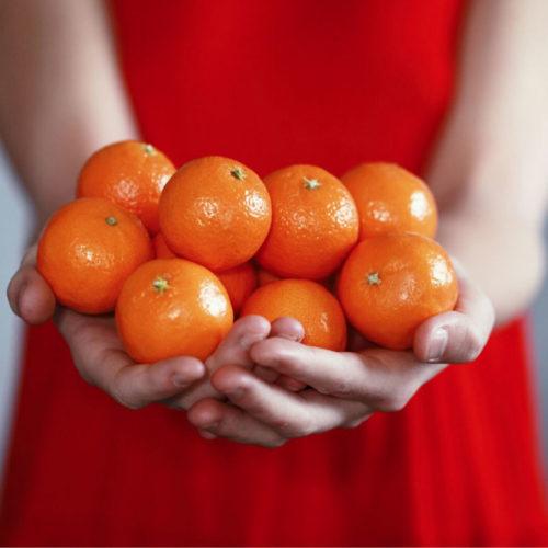 Orangesbackground